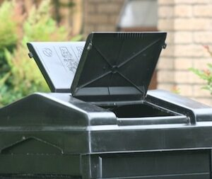 Recycled Plastic Compost Bin