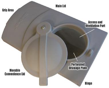 BioPod Food Composter