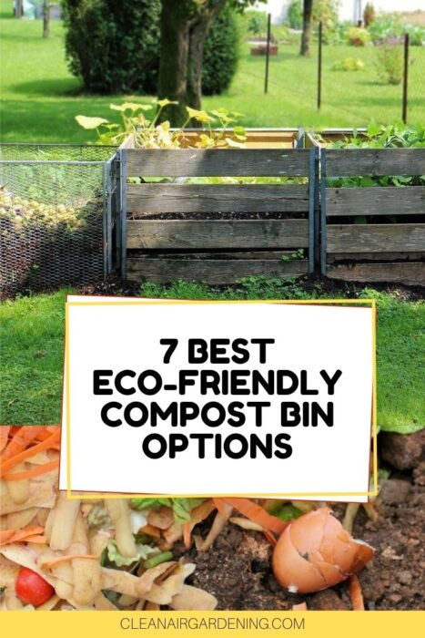 compost bin and compost seven best eco friendly compost bin options